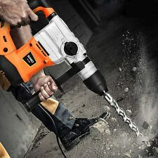 2000w Sds Plus Rotary Hammer Drill Demolition Hammer 3mode 950rpm Variable Speed