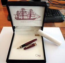 Omas Amerigo Vespucci Limited Edition Fountain Pen /  Penna stilo