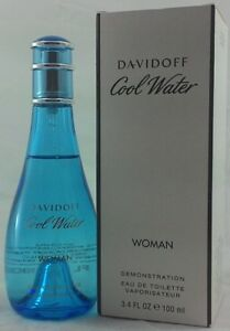 jlim410-Davidoff-Cool-Water-for-Women-100ml-EDT-TESTER-Free-Shipping-Paypal