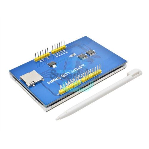 "3.5/"" TFT LCD Module Shield 480x320 UNO Board Touch Screen for Arduino Mega2560"