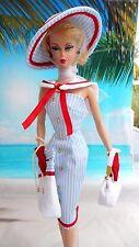 "OOAK Silkstone Vintage Barbie Handmade 12"" Fashion Royalty Polly Parker  /Mary"