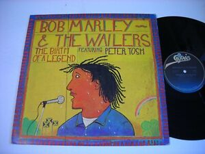 Bob-Marley-amp-the-Wailers-The-Birth-of-a-Legend-1977-Stereo-LP-VG