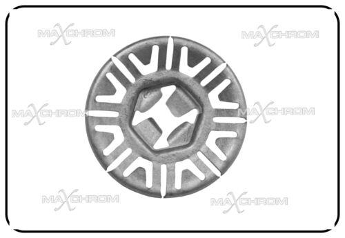 Kit de réparation montage tôle dispositifs de protection arrière audi a3 a4 a5 TT c60705