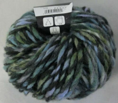 Blau-//Grüntöne 010 #4092 Fb 11,90 €//100 g : 50 g LG COLORINO weich und dick