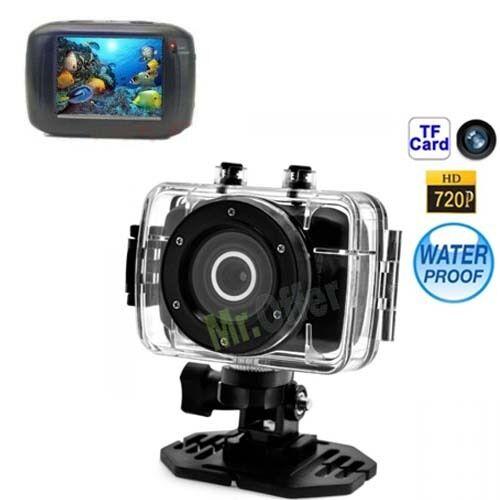 Fotocamera digitale subacquea macchina fotografica impermeabile fotocamere