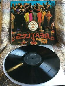 JUN FUKAMACHI VINYL sgt peppers lonely hearts club band LP JAPAN 1977 BEATLES
