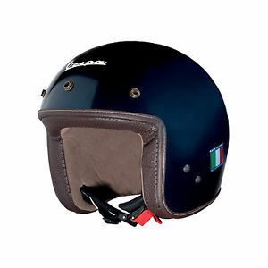 VESPA-605470M0-BL-L-Casco-P-Xential-Blu-Midnight-TAGLIA-L-Helmet-P-Xential