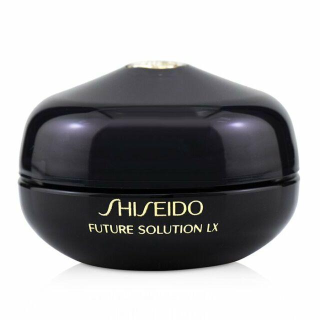 Shiseido Future Solution LX Eye & Lip Contour Regenerating Cream 15ml Eye