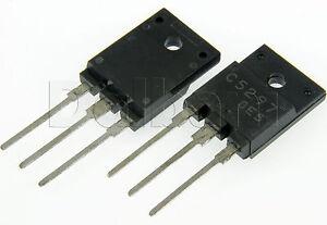 2SC5297-Original-New-Sanyo-Silicon-NPN-Triple-Diffused-Transistor-C5297