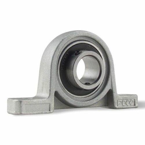 Bloque De Almohada De Aluminio KP000-KP007 10mm-35mm Cojinete alojado