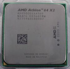 PROCESSORE CPU AMD ATHLON 64 x2 5000  AM2 2,6Ghz  940pin Dual-Core+pasta TERMICA