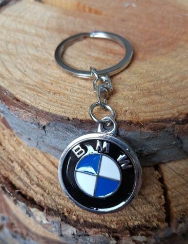 Metal  Keychain with BMW logo