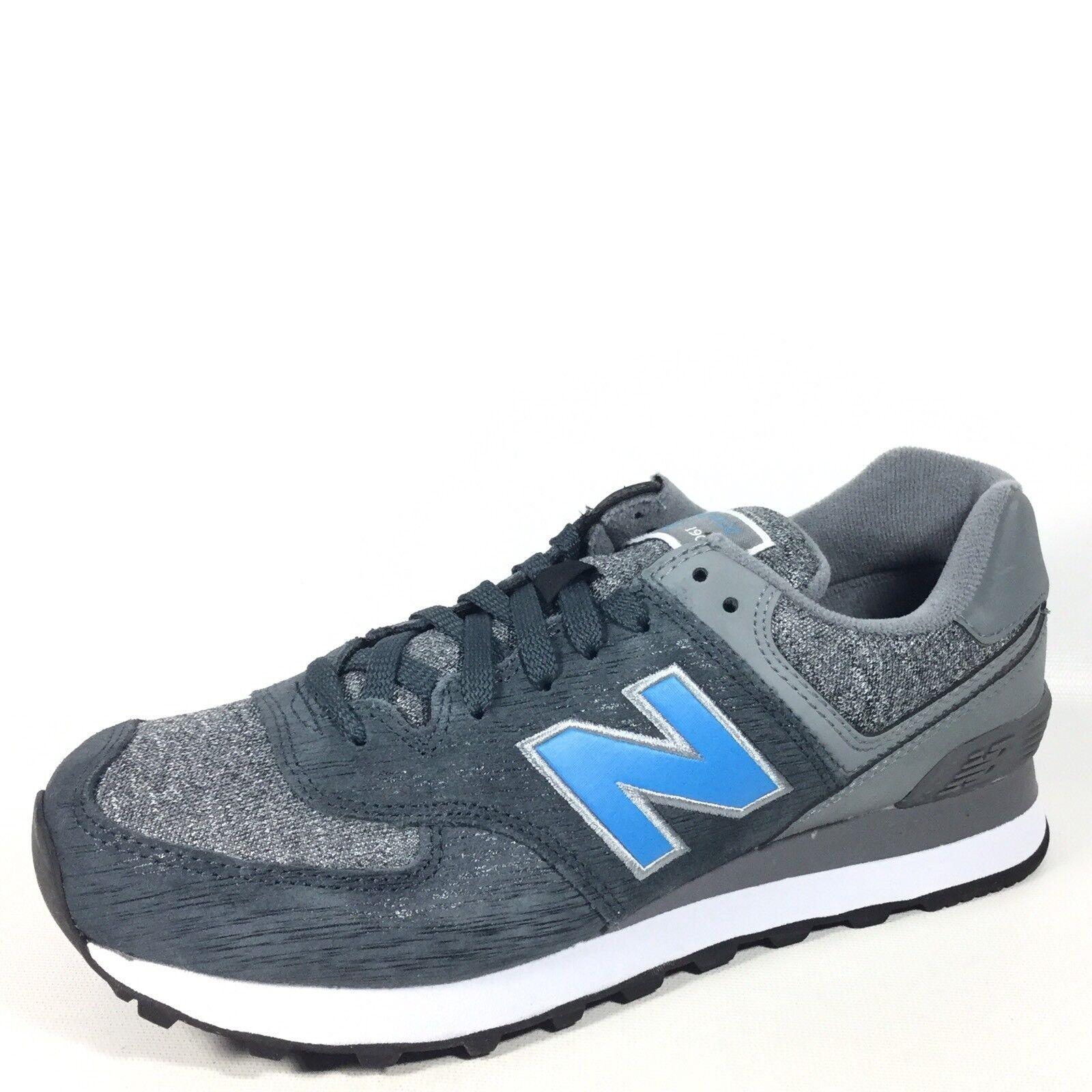 New Balance ML574TTC Mens Size 7.5 D Grey Classic Sneakers.