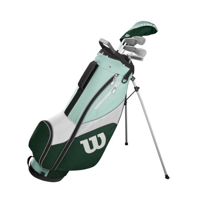 Femmes Wilson Pro Staff Sgi Golf Demi Ensemble 2019 Fer 5 7 9 Sw Bois 5 Putter