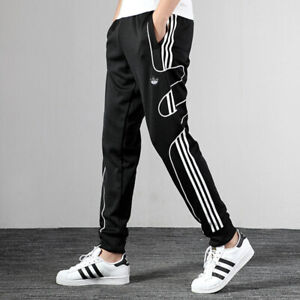 Investigación Malabares Empotrar  Adidas Originals Track Pants Flamestrike Mens Cotton Trousers Football  Soccer   eBay
