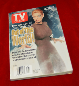 TV-Guide-Nov-8-14-1997-Star-Trek-Voyager-with-Jeri-Ryan-as-7-of-9-on-cover