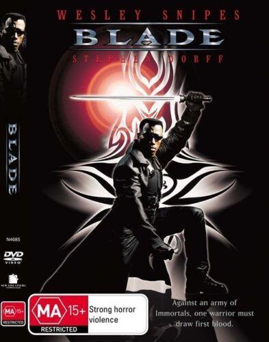 1 of 1 - Blade (DVD, 2009) Wesley Snipes, Stephen Dorff