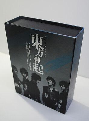 TVXQ -All About Tong Vfang Xien Qi(3DVD)_smtown _ JYJ _ Tohoshinki