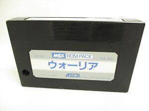 MSX-WARRIOR-Cartridge-only-Import-Japan-Video-Game-msx
