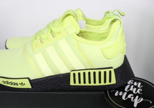 Adidas 5 Volt Boost Nmd Uk 9 Verde Us R1 Campione Glow 8 Unreleased Nuovo Nero Rare qqnUYr