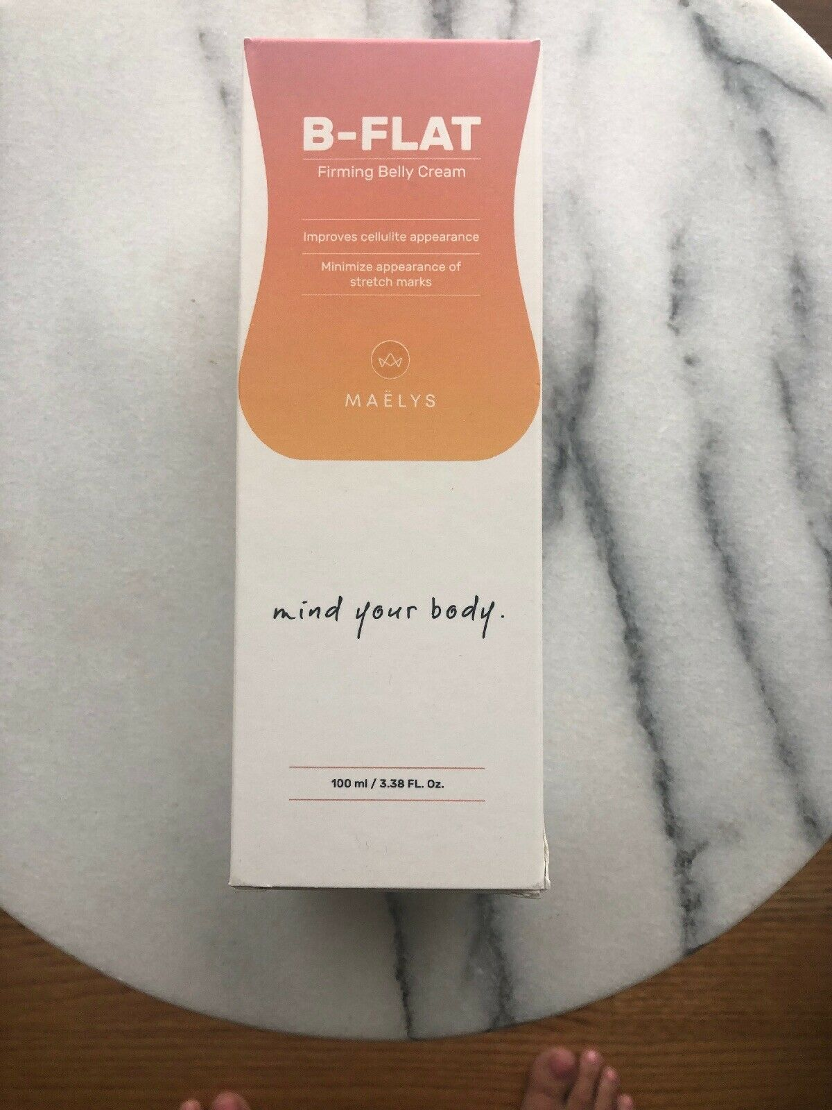 Maelys Cosmetics B Flat Belly Firming Cream For Sale Online Ebay