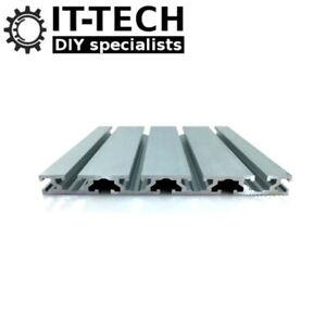 Aluminium extrusion T-Slot Plate 15180 15x180mm profil CNC Table Imprimante 3D