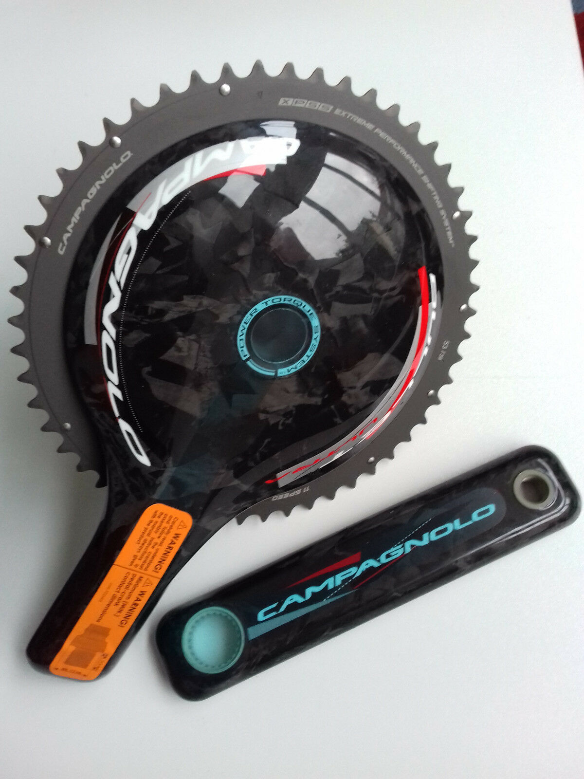 Pedalier campagnolo Bullet Bullet Bullet Ultra CT carbone neuf cea9f0