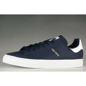 boicotear sufrir nada  adidas Stan Smith VULC Herren Schuhe Neu OVP Sneaker Blau Herrenschuhe  adidas | eBay