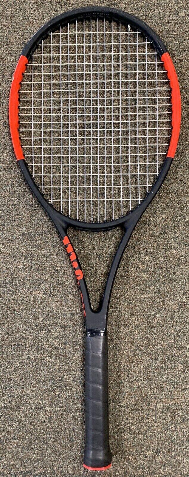 Wilson Pro Staff 97 Cordée Raquette de Tennis  4 1 4  boyaux naturels Poly   250
