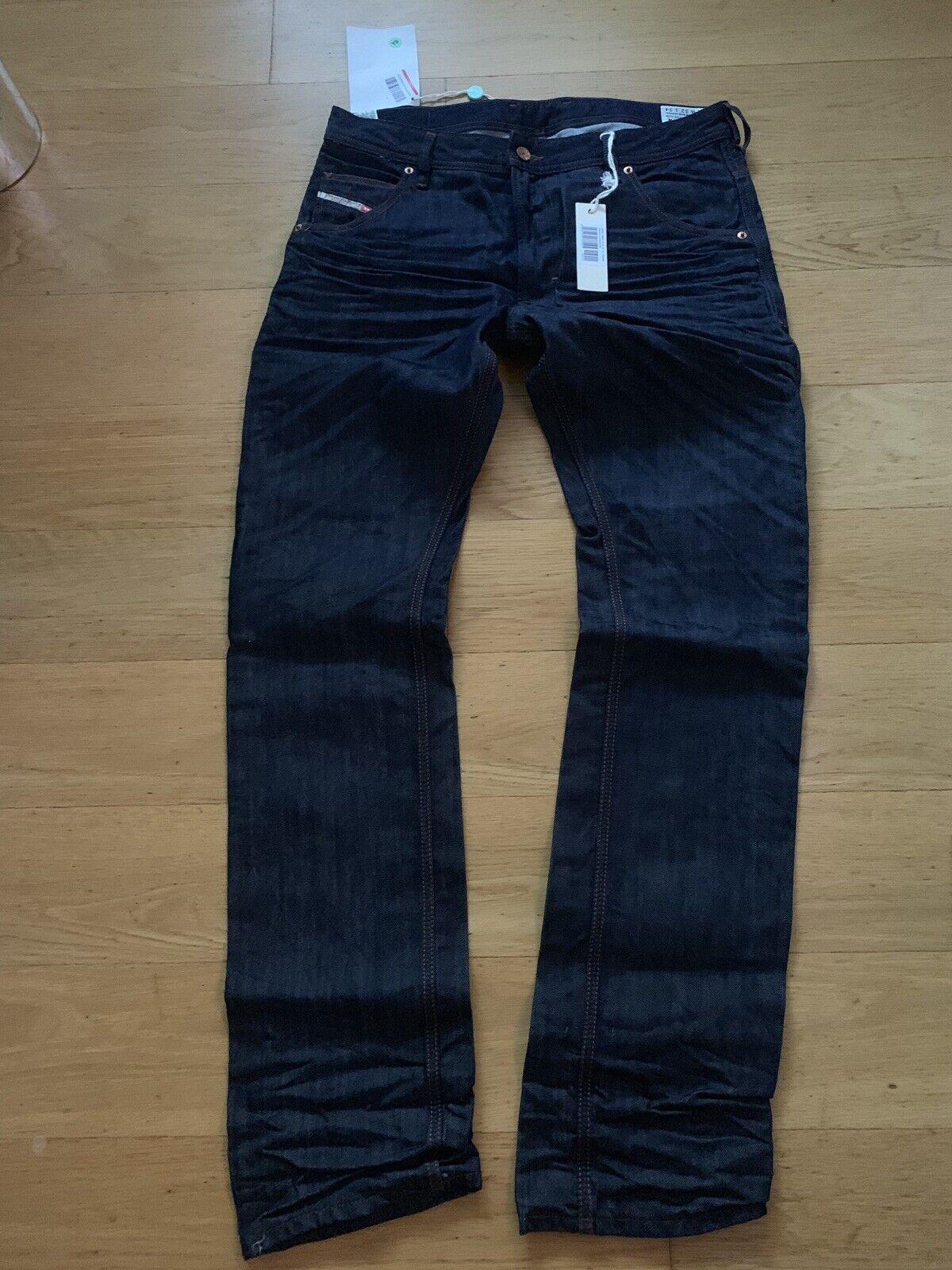 Nuevo con etiquetas  Diesel Para Hombre Krooley Jeans Tamaño 32x34in  precio al por mayor