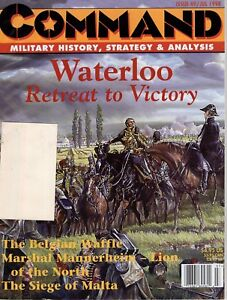 Command-Magazine-49-July-1998-Retreat-to-Victory-Wellington-s-Withdraw-Waterloo