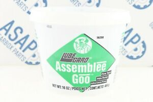 Lube-Gard-Cle-Travesti-Vert-Assemblee-Goo-16oz-Transmission-Lubrifiant-19250