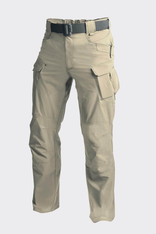 HELIKON TEX OTP TACTICAL OUTDOOR Trekking PANTS Hose Khaki Medium Regular