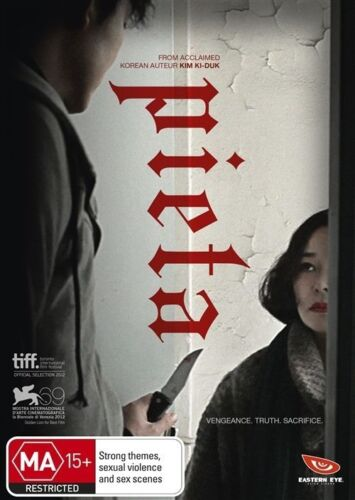 1 of 1 - Pieta (DVD, 2013) SEALED, R4 FOREIGN LANGUAGE