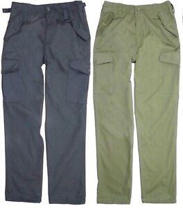 Hommes Combat Pantalon Cargo