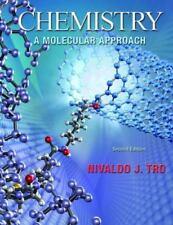 Chemistry : A Molecular Approach by Nivaldo J. Tro (2010, Hardcover, New Edition)