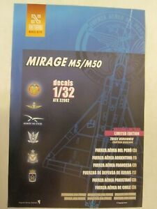 1-32-Mirage-M5-M50-Nesher-by-Antarki-13-Versions-for-Different-Air-Forces