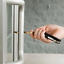 miniature 3 - Ouvre Porte Sans Contact Crochet Clé Hygiène Antibactérien Sans les mains