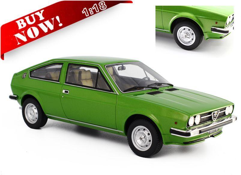 buena reputación Laudoracing-models Alfasud Sprint 1.3 1 ° serie serie serie 1976 1 18 lm096d Alfa Romeo  mejor moda