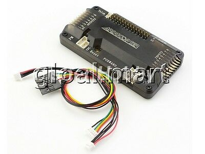 Side Pin APM2.8 APM 2.8 Flight Controller Board For Multicopter ARDUPILOT MEGA