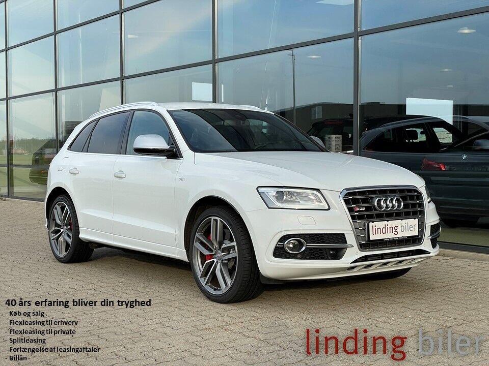 Audi SQ5 3,0 TDi 326 quattro Tiptr. 5d - 679.900 kr.