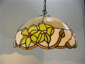 Plafoniere Tiffany : Tiffany lampada plafoniera eßtischlampe soggiorno nouveau