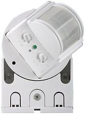 Goobay Infrarouge détecteur de mouvement de mur extérieur 2 pièces