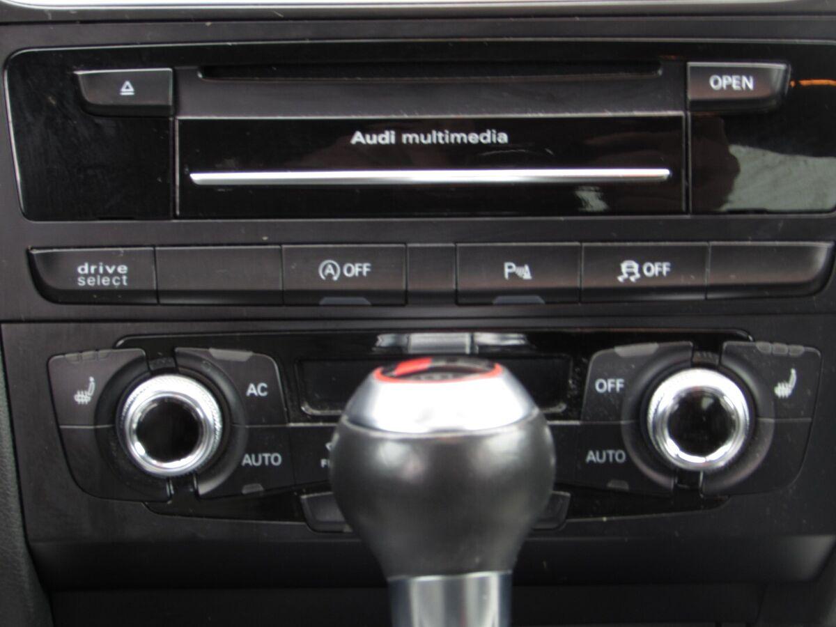 Audi S5 TFSi SB quattro S-tr.