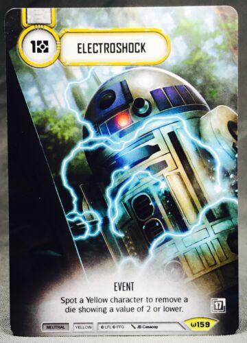 #159 Electroshock-Awakenings Star Wars Destiny
