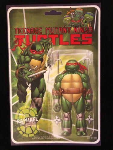 11x17 Raphael TMNT Teenage Mutant Ninja Turtles High Quality Print !!