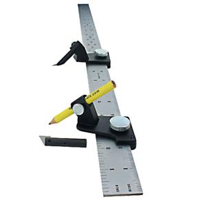 M-Power Tri-Scribe Flat Lying Trammel Head Set