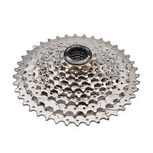 Cassettes, Freewheels & Cogs 40t For Mountain Bike Shimano Sram 425g Sunrace 9 Speed Cassette Csm990 11t