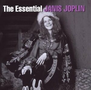 Janis-Joplin-The-Essential-2-CD-NEW