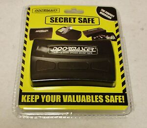 Image Is Loading DOORMASTER Garage Door Opener Secret Stash Diversion Safe